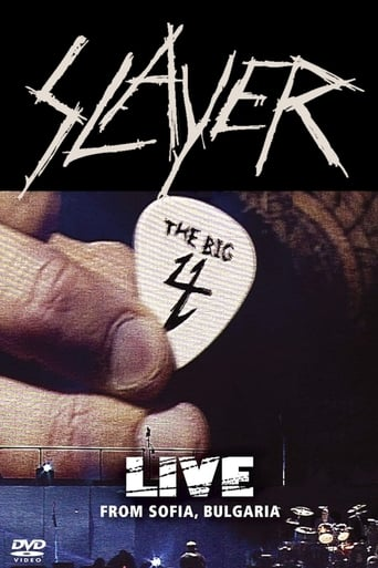Poster of Slayer - Live at Sonisphere