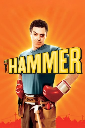 Poster of The Hammer
