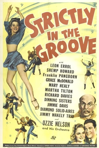 Poster of Strictly in the Groove