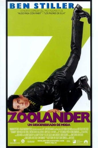 Poster of Zoolander (Un descerebrado de moda)