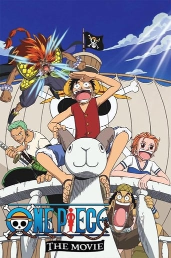 Poster of One Piece: The Movie