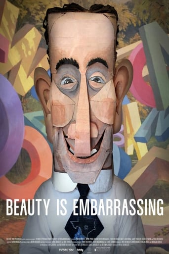 Poster of Beauty Is Embarrassing