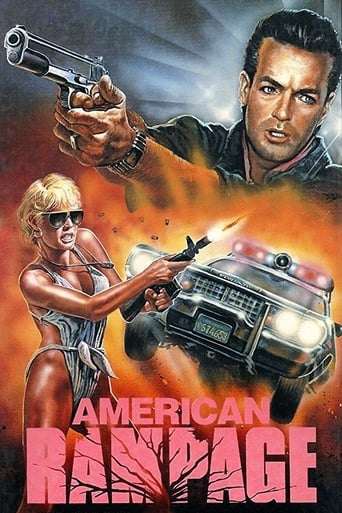 Poster of American Rampage