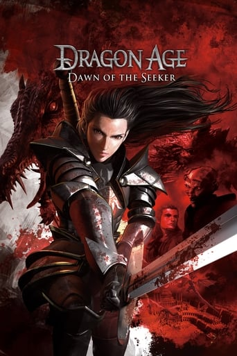 Poster of Dragon Age: Dawn of the Seeker