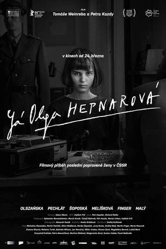 Poster of Já, Olga Hepnarová