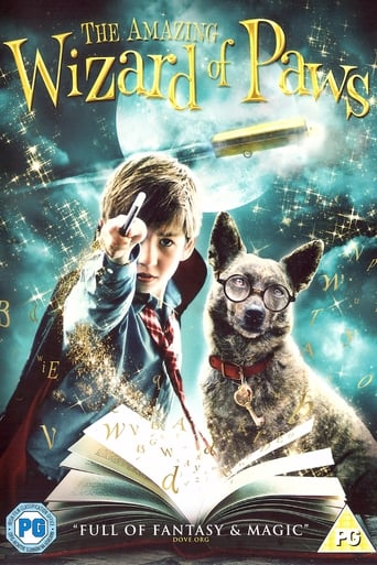 Poster of The Amazing Wizard of Paws