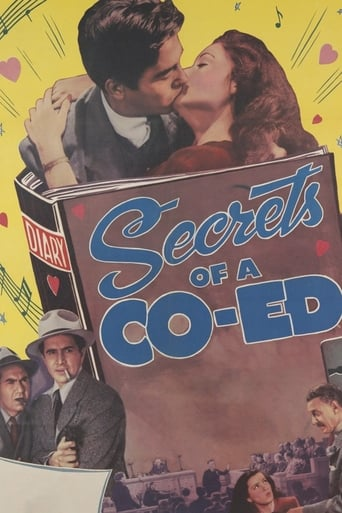 Poster of Secrets of a Co-Ed