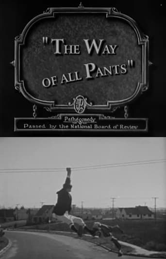 Poster of The Way of All Pants