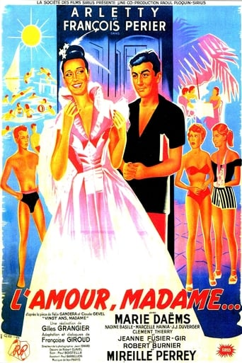 Poster of L'amour, Madame