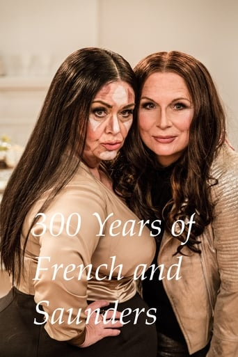 300 Years of French and Saunders poster