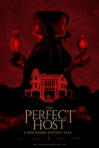 Poster of The Perfect Host: A Southern Gothic Tale