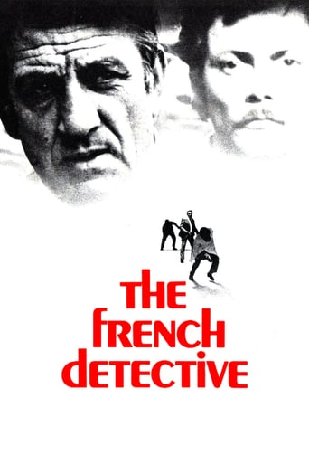 Poster of The French Detective