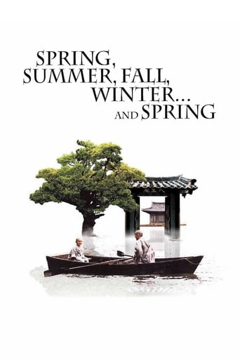 Poster of Spring, Summer, Fall, Winter... and Spring