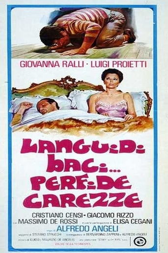 Poster of Languidi baci... perfide carezze