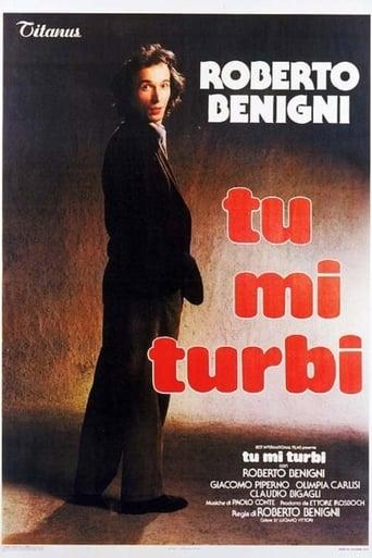 Poster of Tu mi turbi