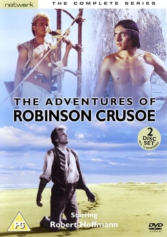 Poster of The Adventures of Robinson Crusoe