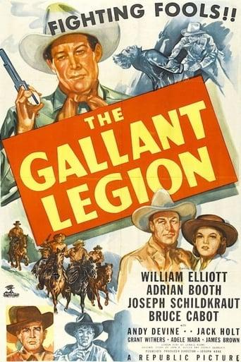 Poster of The Gallant Legion