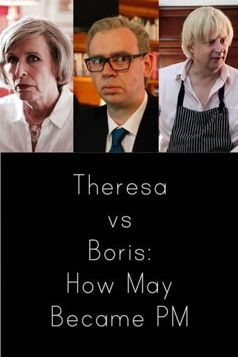 Poster of Theresa vs Boris: How May Became PM