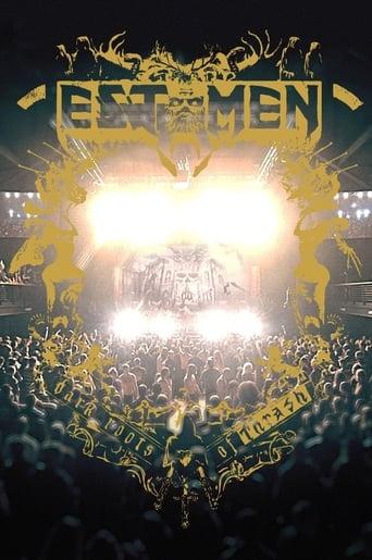 Poster of Testament: Dark Roots of Thrash