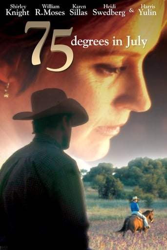 Poster of 75 Degrees in July