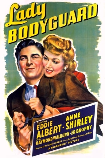 Poster of Lady Bodyguard