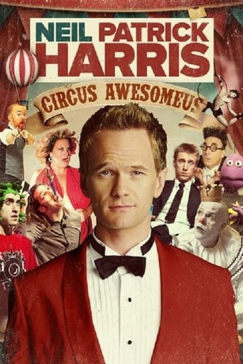 Poster of Neil Patrick Harris: Circus Awesomeus