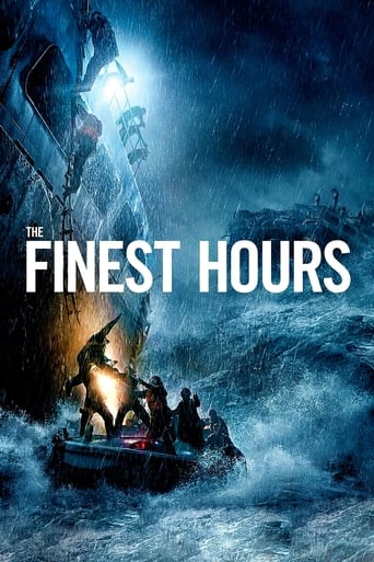 Poster of The Finest Hours