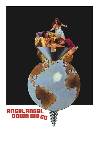Poster of Angel, Angel, Down We Go