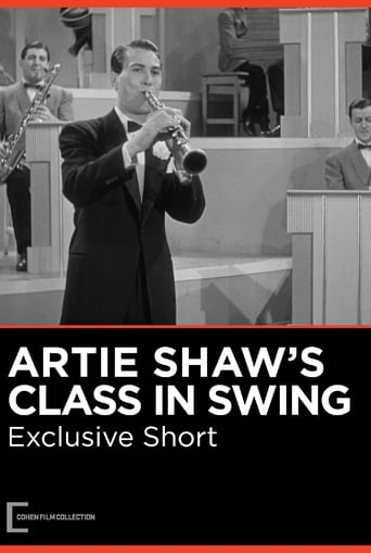 Poster of Artie Shaw's Class in Swing