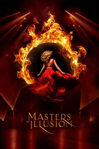 Poster of Masters of Illusion