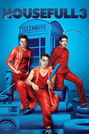 Poster of Housefull 3