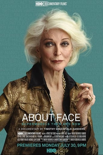 Poster of About Face: Supermodels Then and Now