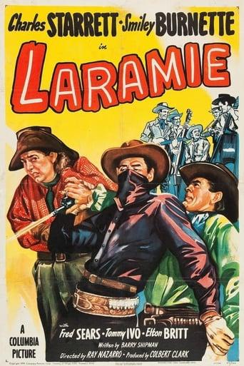 Poster of Laramie