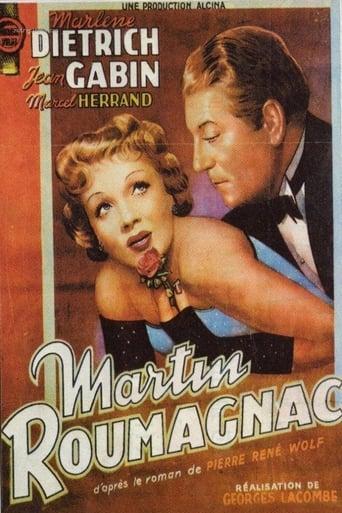 Poster of Martin Roumagnac