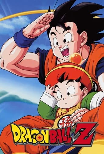 Poster of Dragon Ball Z