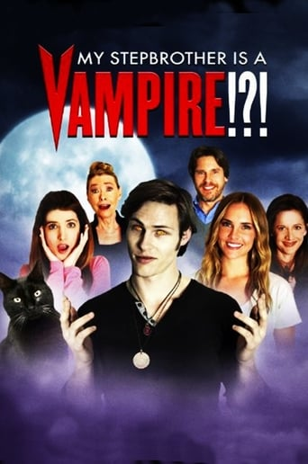 Poster of My Stepbrother Is a Vampire!?!