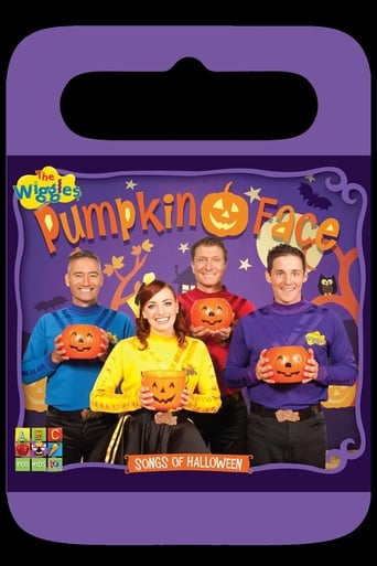 Poster of The Wiggles - Pumpkin Face