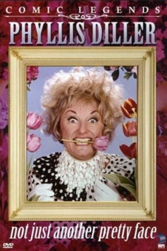 Poster of Phyllis Diller: Not Just Another Pretty Face