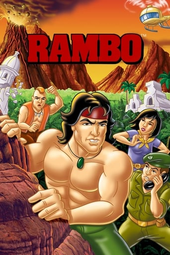 Poster of Rambo: The Force of Freedom