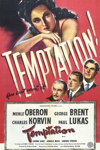 Poster of Temptation