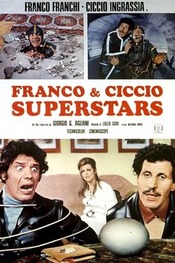 Poster of Franco e Ciccio superstars