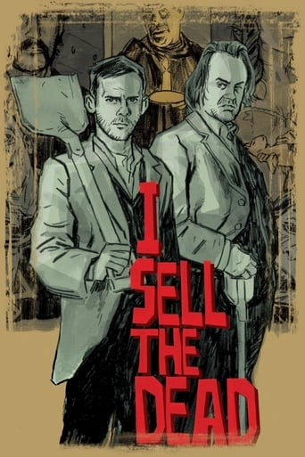 Poster of I Sell the Dead