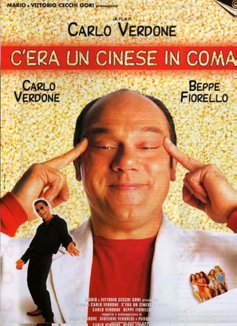 Poster of C'era un cinese in coma