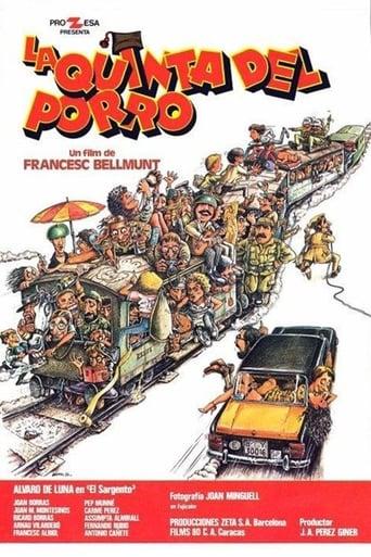 Poster of La quinta del porro