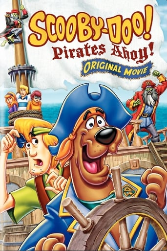 Poster of Scooby-Doo! Pirates Ahoy!