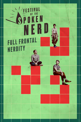 Poster of Full Frontal Nerdity