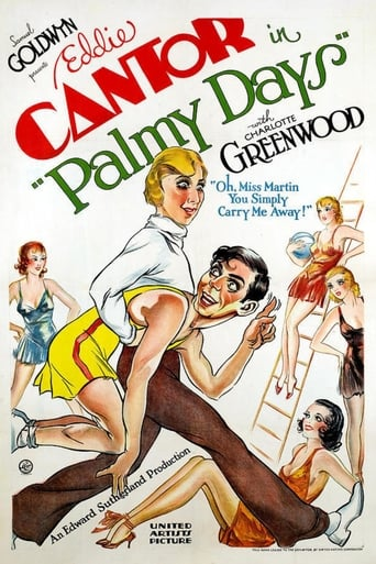 Poster of Palmy Days