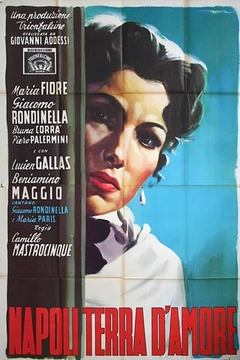 Poster of Napoli terra d'amore