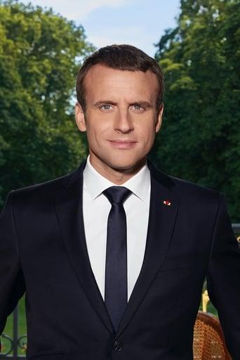 Image of Emmanuel Macron