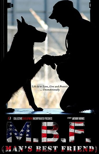 Poster of MBF: Man's Best Friend
